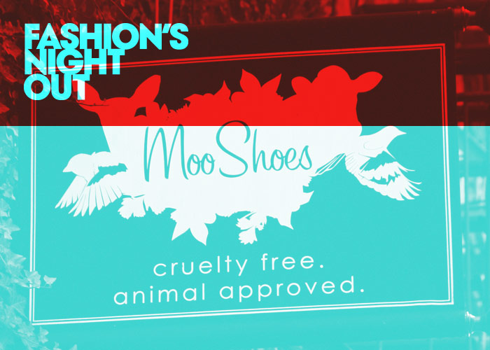 MooShoes—Fashion's Night Out Party—September 8