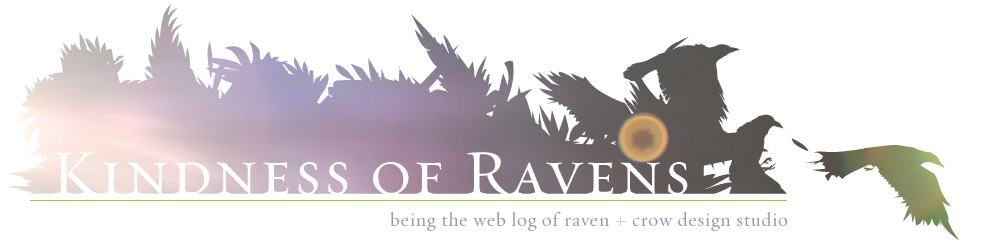 kindness of ravens