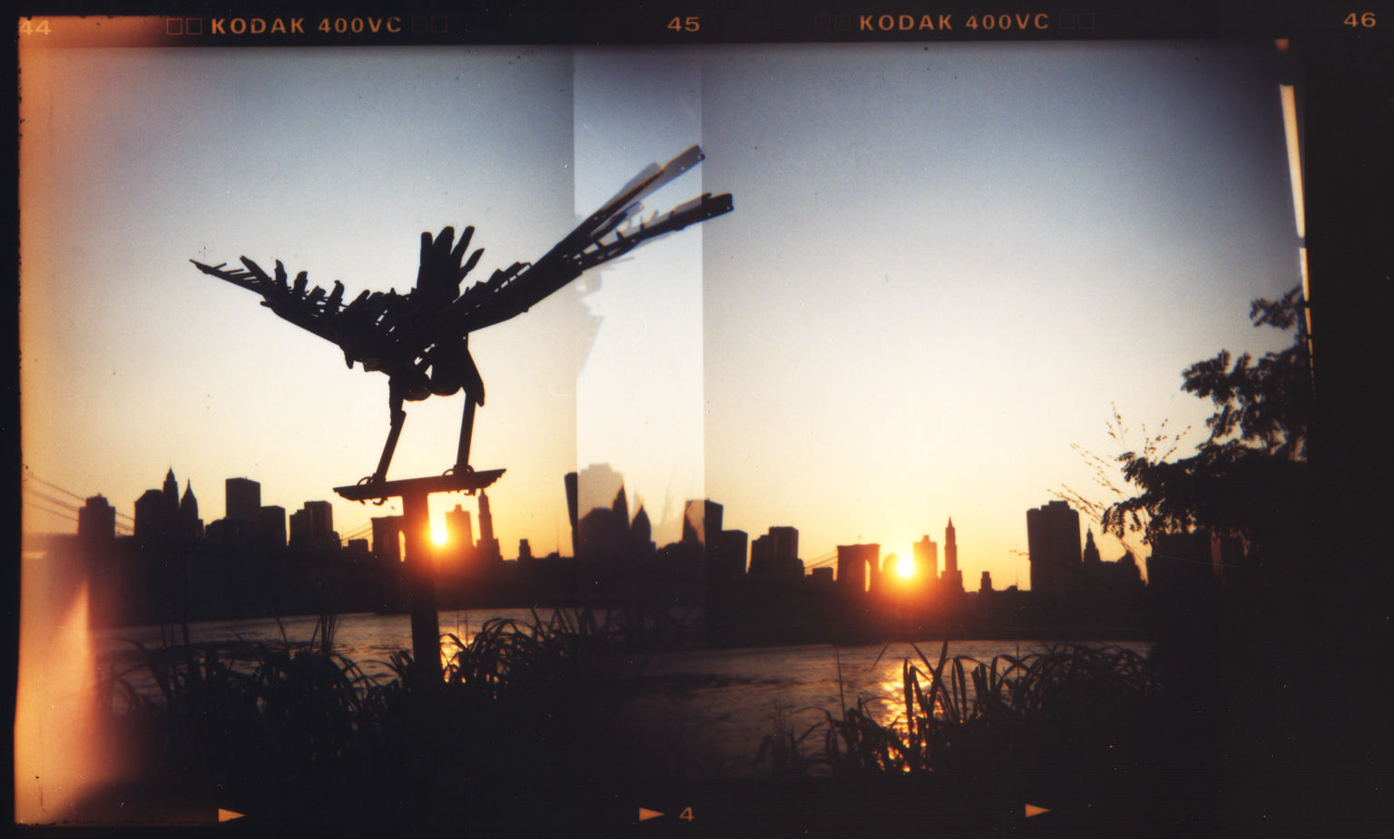 BrooklynBirdStatue