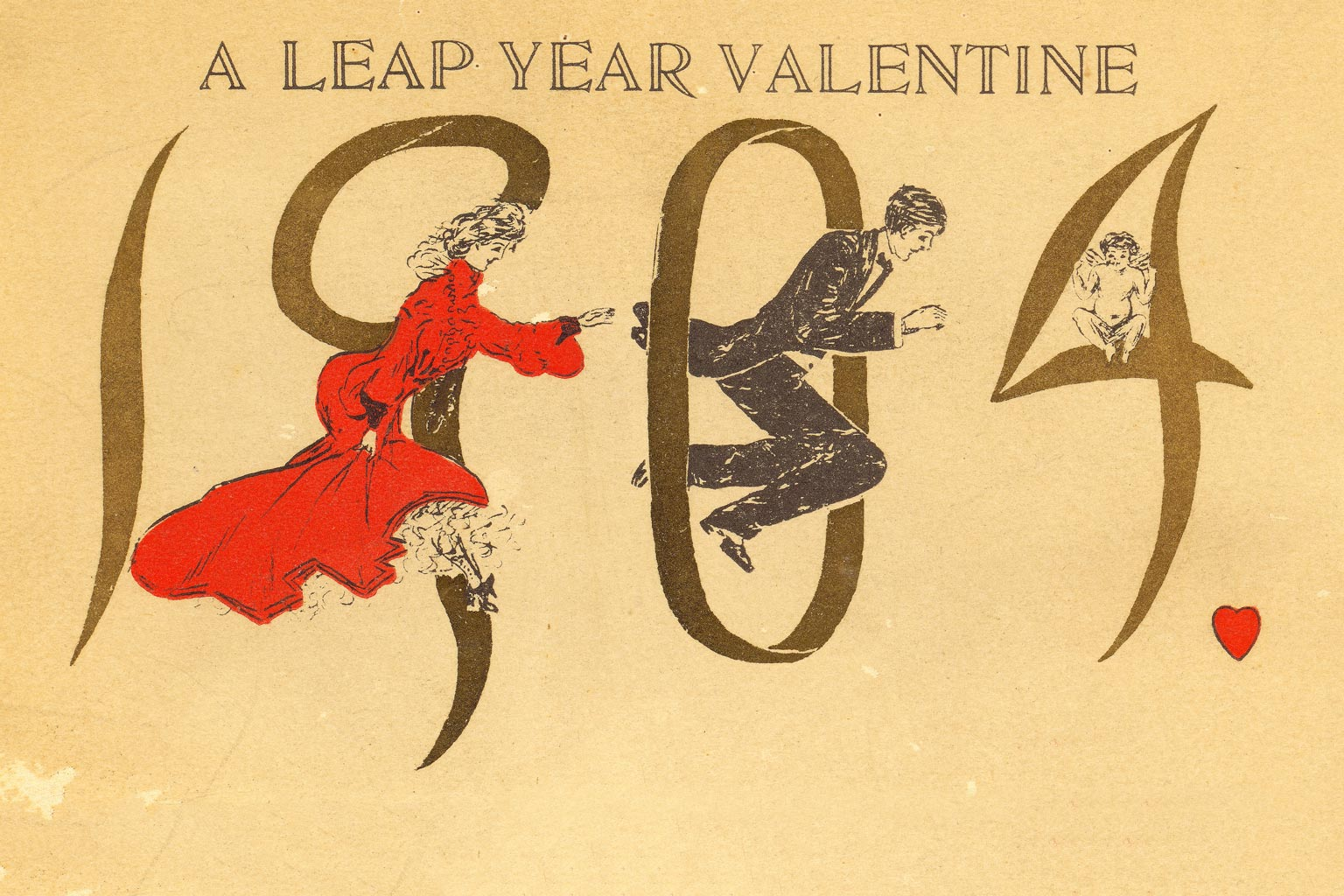 1904_A_Leap_Year_Valentine