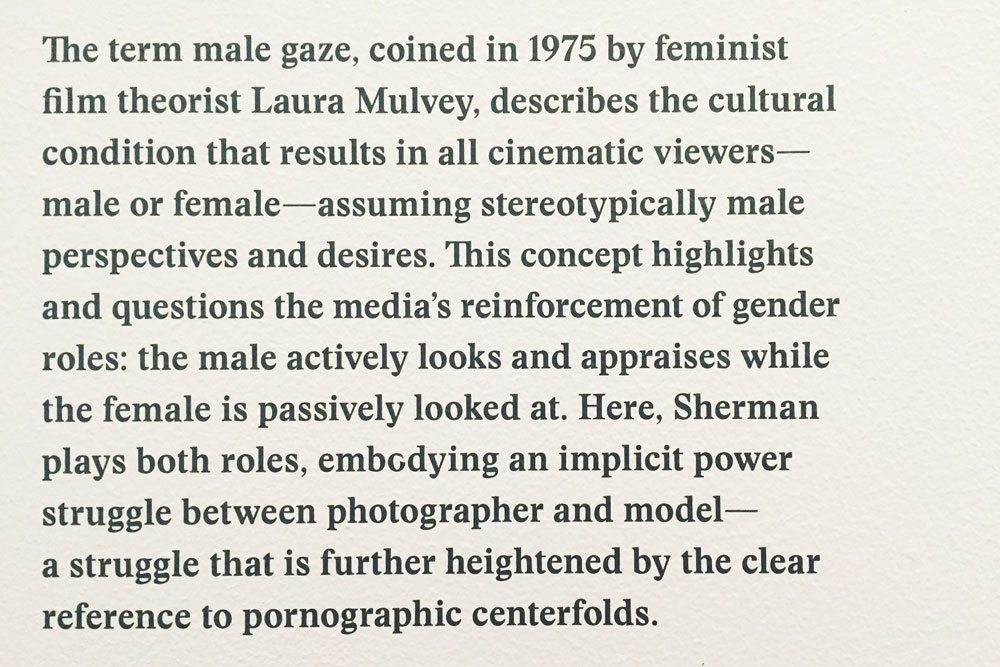 male-gaze-cindy-sherman